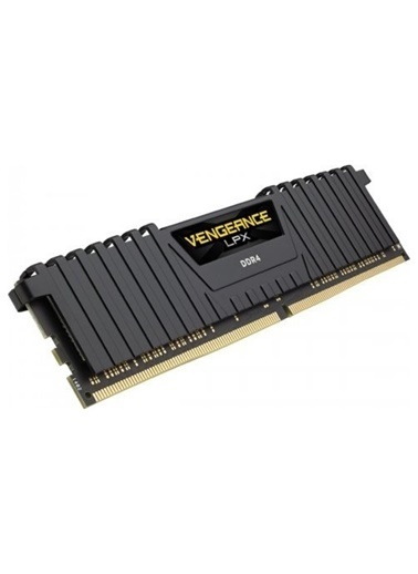 Corsair Vengeance 16GB 2X8 3200 DDR4 Siyah CMK16GX4M2E3200C16 Renkli